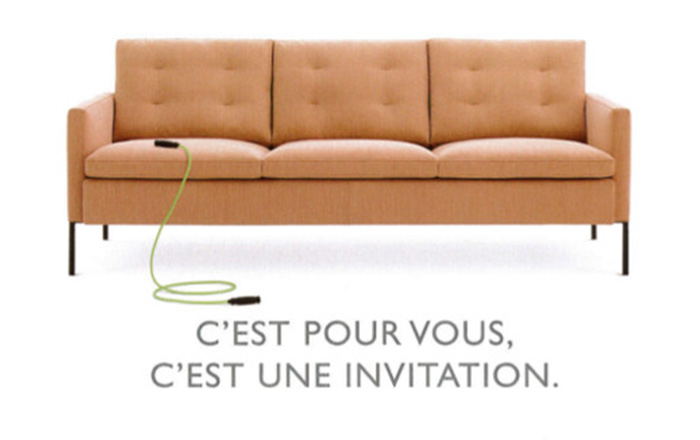 26 mars soir e ligne roset chemin es nicolas nantes. Black Bedroom Furniture Sets. Home Design Ideas