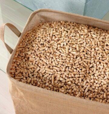 Granulés ou pellets?