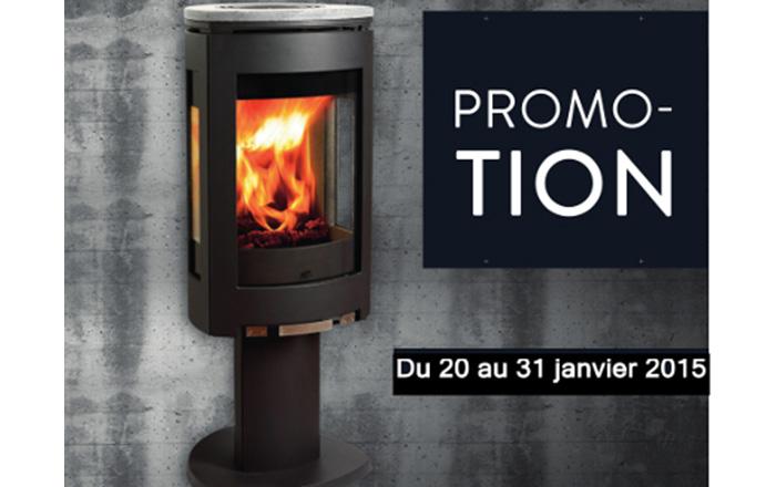 Promotion d'hiver Jøtul