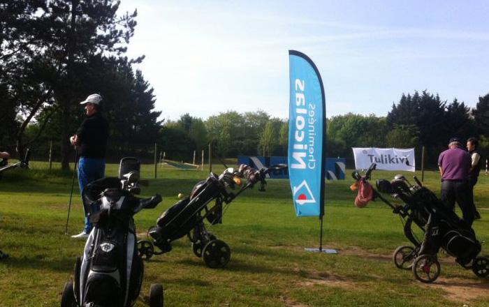 Partenariat Golf Nantes-Erdre