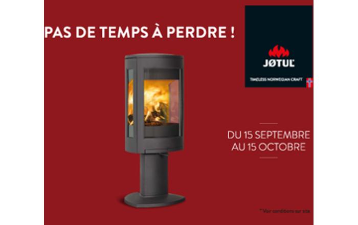 PAS DE TEMPS A PERDRE ! Du 15 septembre au 15 octobre