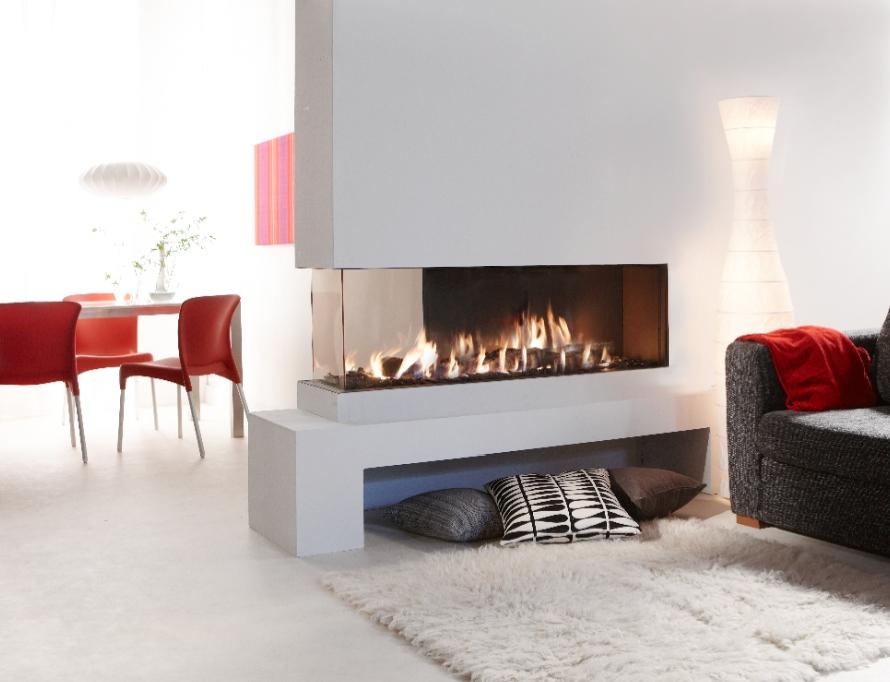 Foyer à gaz Ruegg Lucius 140 CR 1