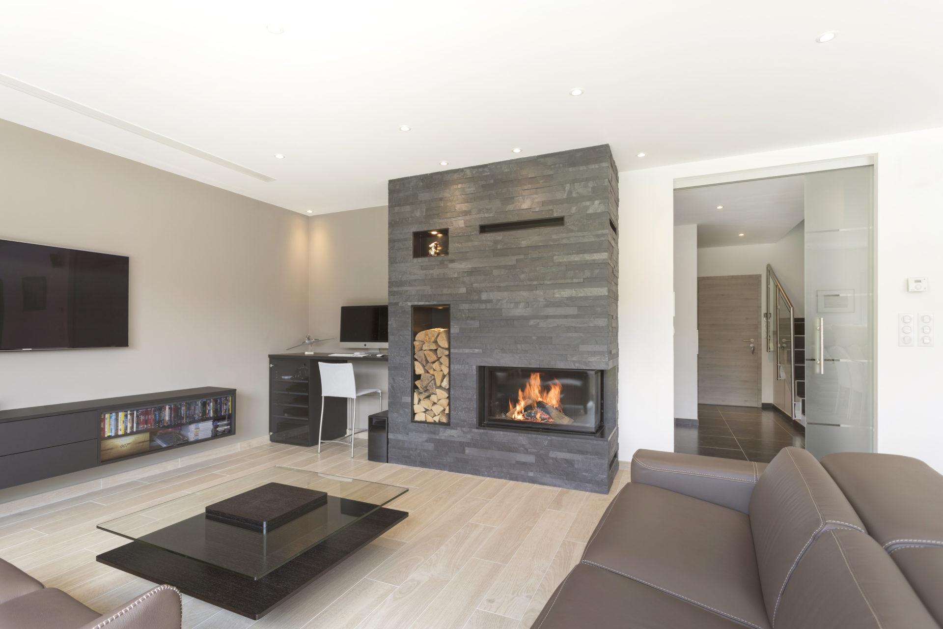 Foyer bois Ruegg 720 Compact