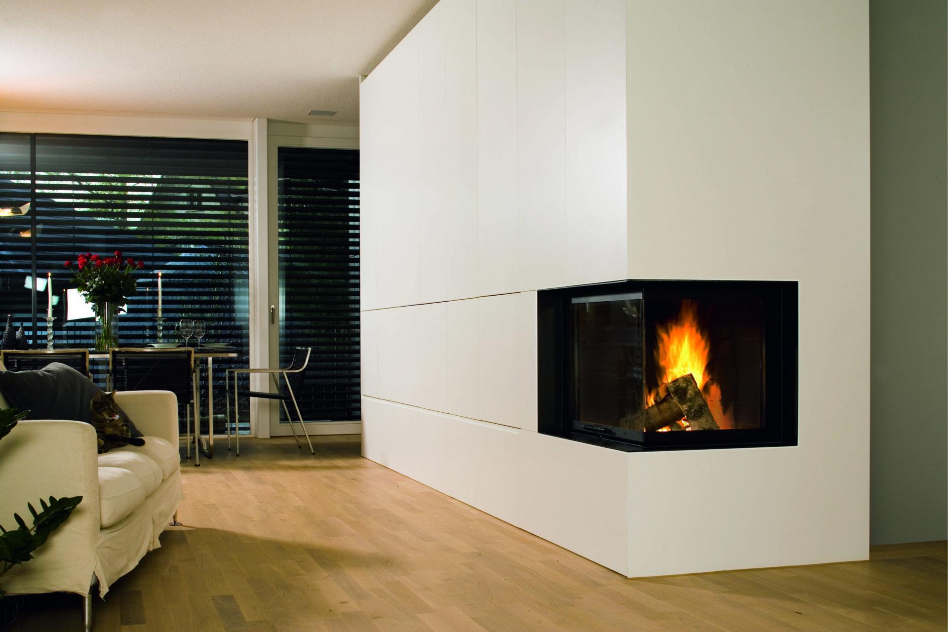 Foyer bois Ruegg ECO 720